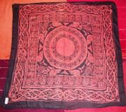 Celtic Altar Tarot Cloth Cotton Wicca Pagan New Design (2)